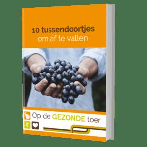 Gratis e-book 10 tussendoortjes om af te vallen