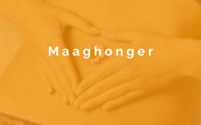 Maaghonger