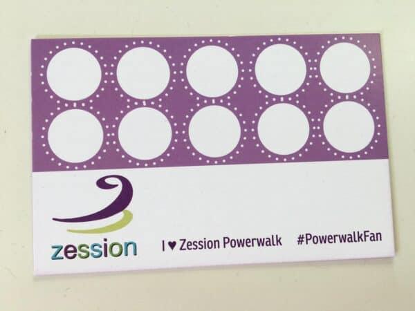 strippenkaart easy powerwalk